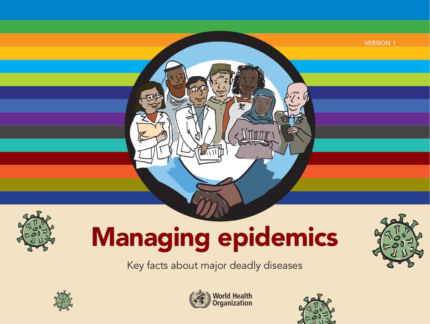 "Tài liệu cần đọc: ""Managing epidemic"" - World Health Organization, May 2018"